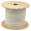 1000 ft. 12AWG In-Wall Rated Plenum Speaker Wire - 2 Conductor