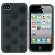 Fitted Gel Skin for iPhone 4G - Black