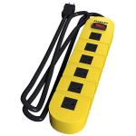 Stanley SHOPMAX MTL 6 Outlet Surge Protector