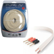 Belkin Pure|AV 30 ft. 15AWG Flat Speaker Cable and Pins - 2 Conductor