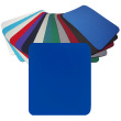 Superior TechCraft EXTRA THICK Non-Slip Mouse Pad - Blue